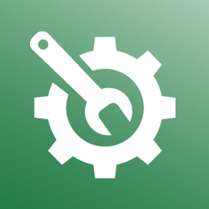 installation and maintenance icon